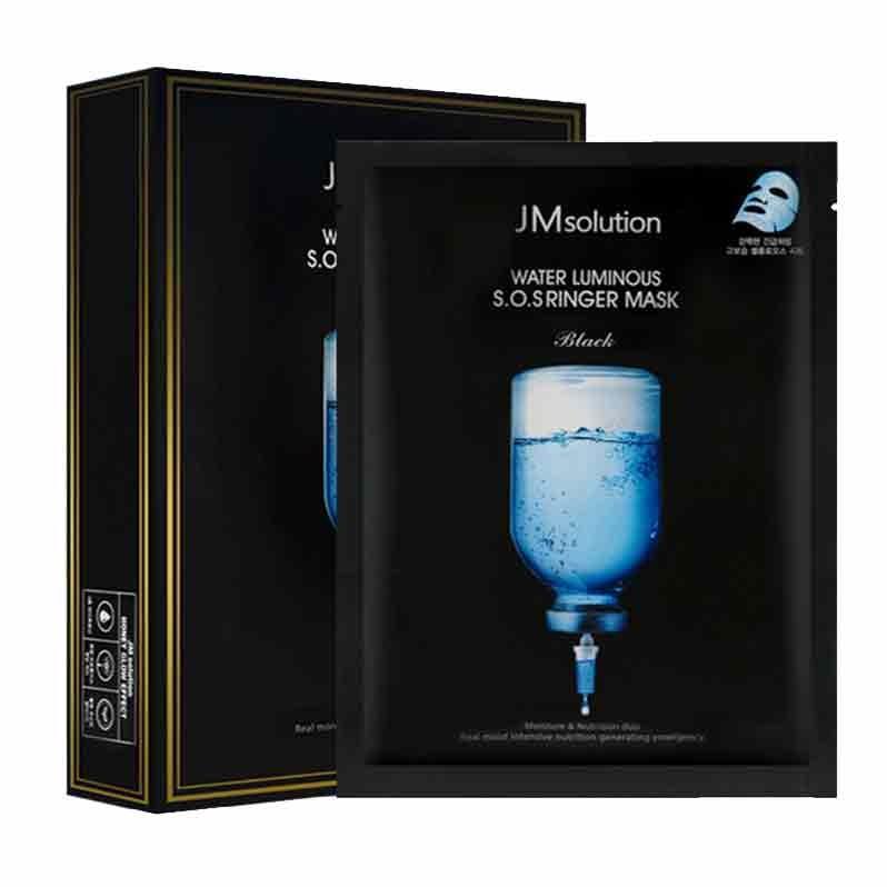 韓國進口 JMsolution 安瓶面膜 急救面膜 10片裝