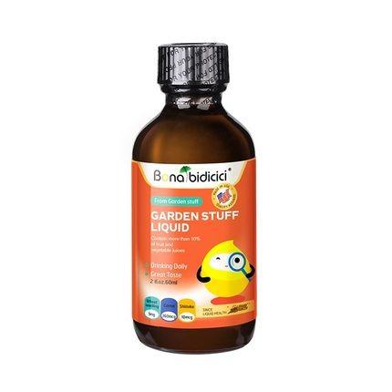 原裝進口貝蒂喜果蔬AD飲液嬰幼兒童維生素膳食營養新生寶寶滴劑