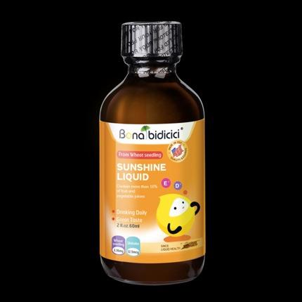 原裝進口貝蒂喜陽光飲液D3復合滴劑嬰幼兒童營養鈣吸收維生素