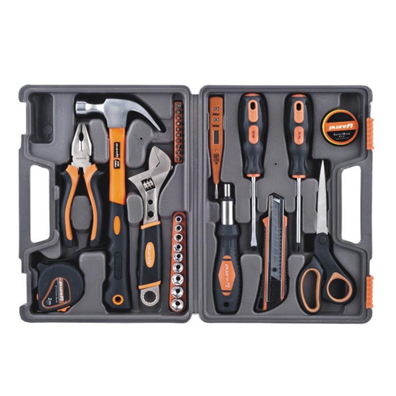 民生惠 · 勃蘭匠記plure 31件家用工具組合套裝PL-003