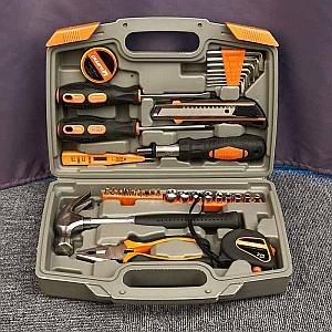 民生惠 ·勃蘭匠記/Plure 37件家用工具組合套裝 PL-019