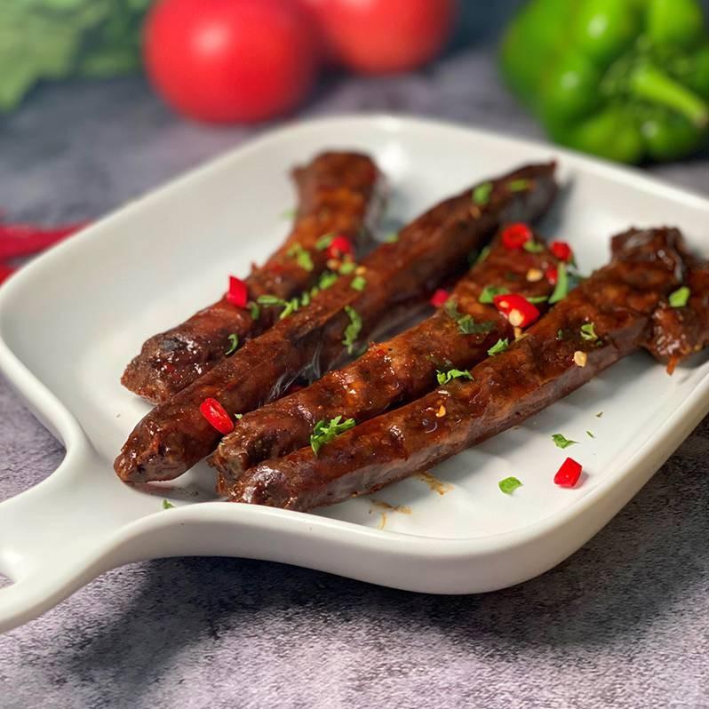 民生惠 ·嗨吃?嗨吃家Hi烤脖 (獨立裝)42g*15根(香辣味)