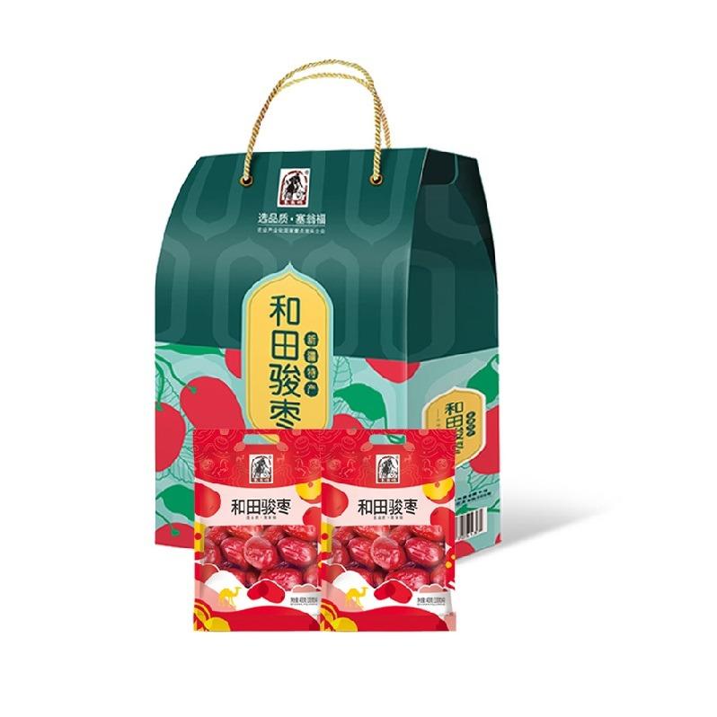 民生惠 · 塞翁福和田骏枣 红枣 大枣 礼盒800g